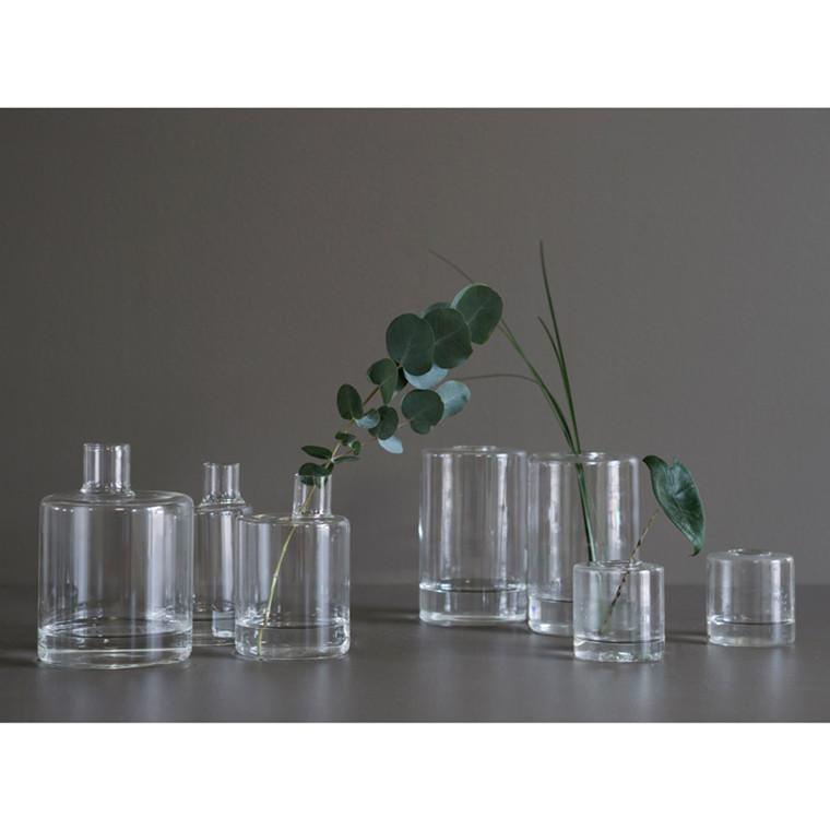 DBKD Clean Vase Small Smoke