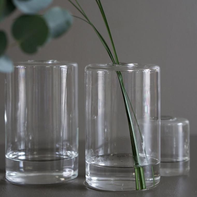 DBKD Clean Vase Large Smoke