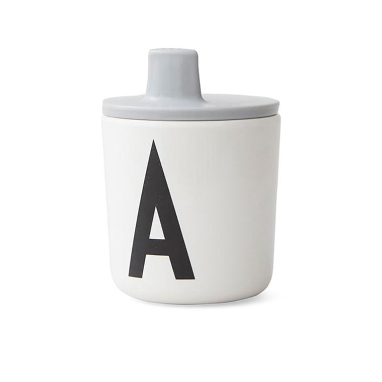 Design Letters Drikketud Grå