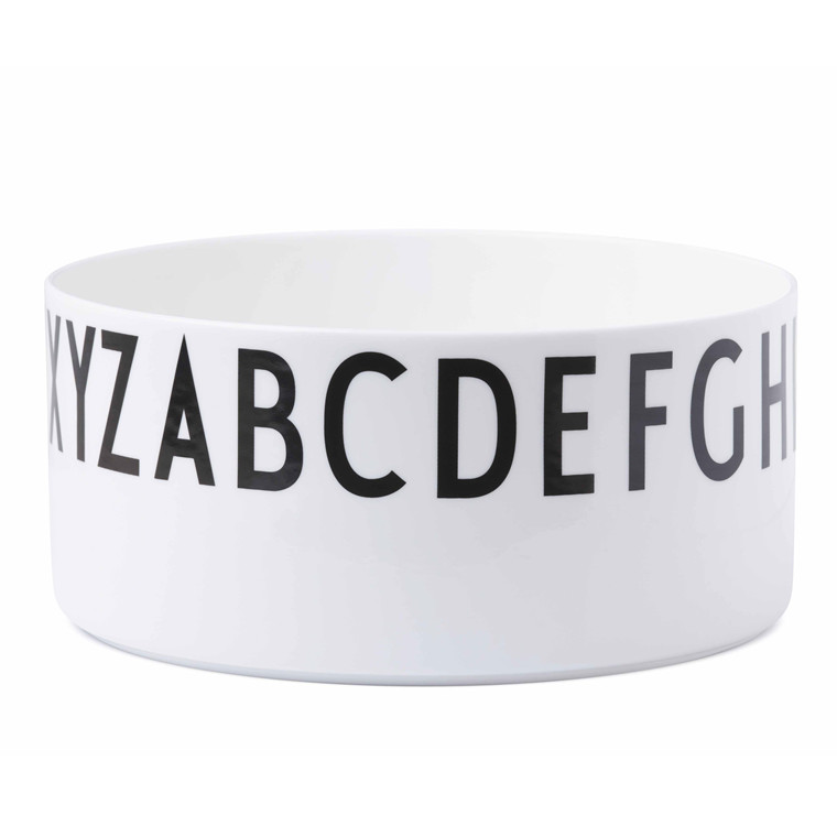 Design Letters Decoration Bowl