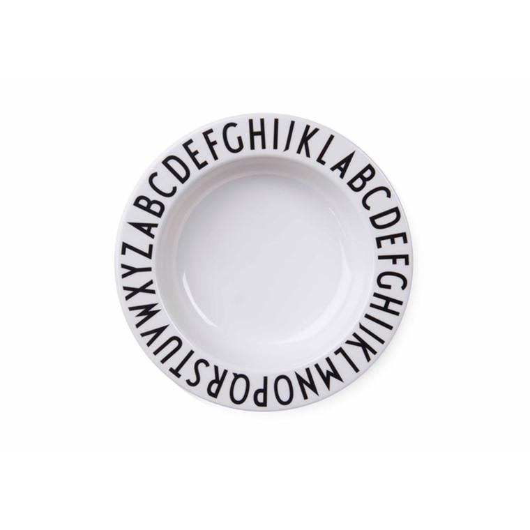 Design Letters Dyb Tallerken Melamin