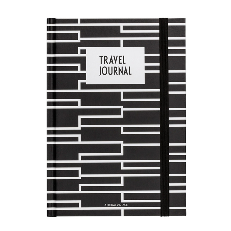 Design Letters AJ Royal Vintage Travel Journal