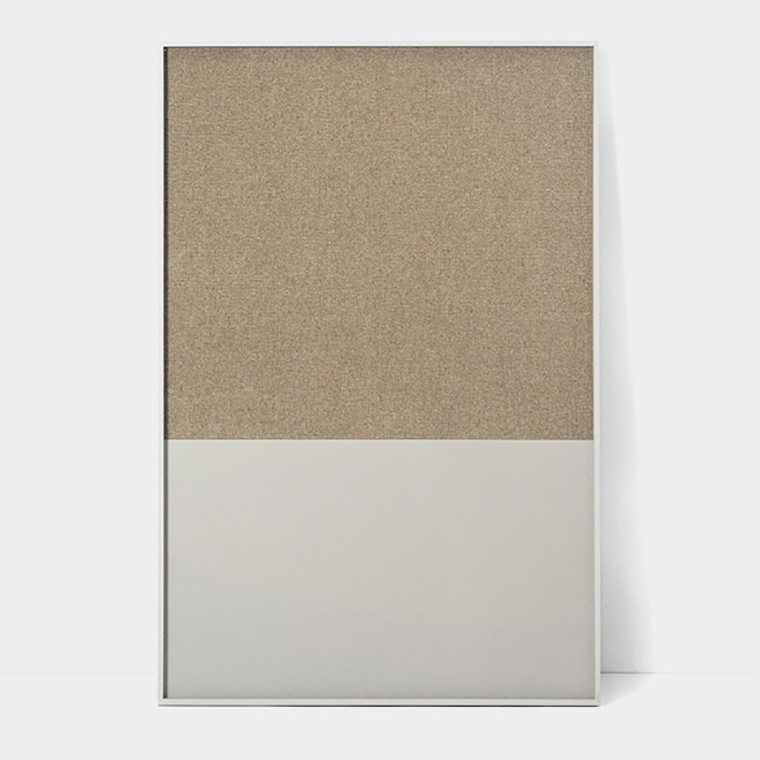 Ferm Living Frame Pinboard Grey Large