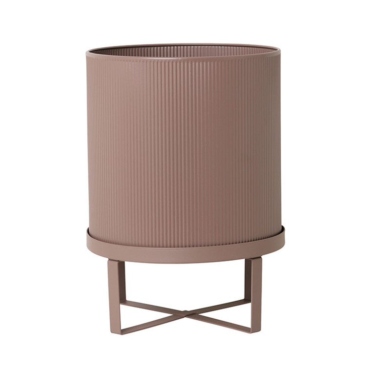 Ferm Living Bau Pot Dusty Rose Large