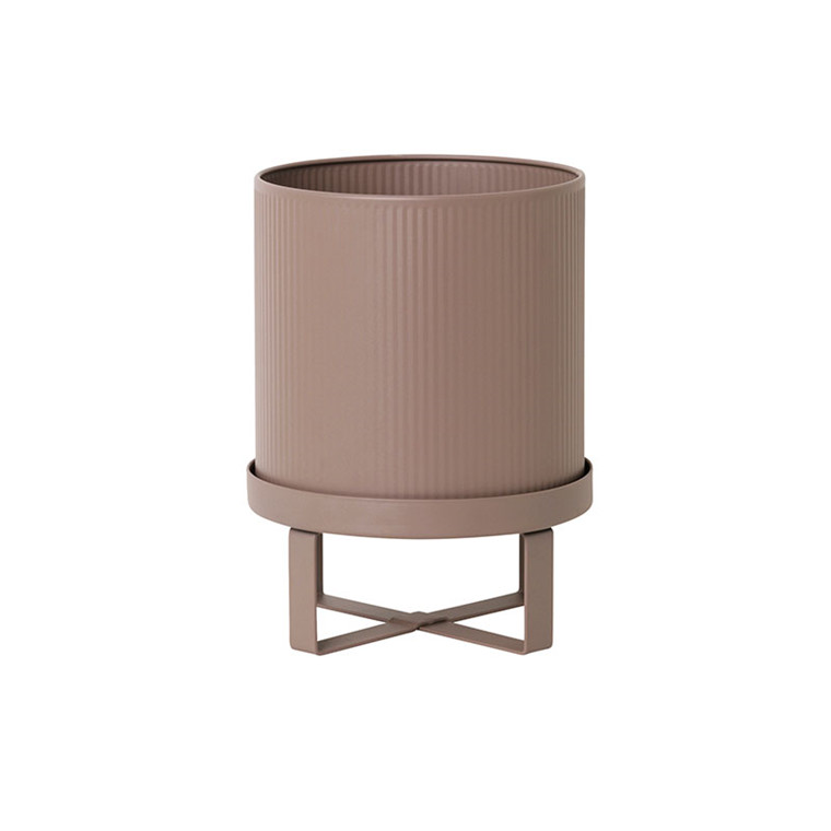 Ferm Living Bau Pot Dusty Rose Small