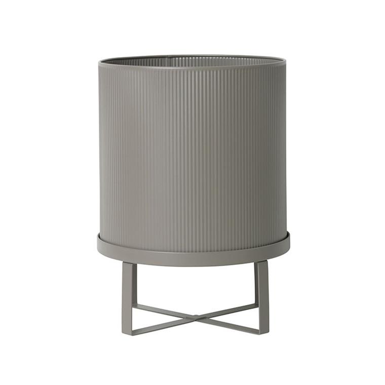 Ferm Living Bau Pot Warm Grey Large