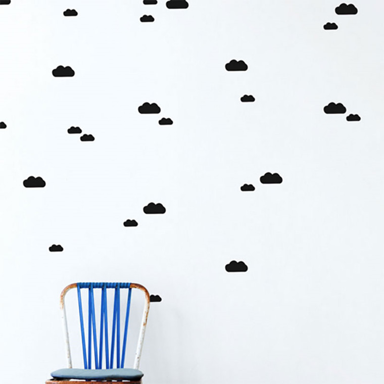 Ferm Living Mini Clouds Wallsticker