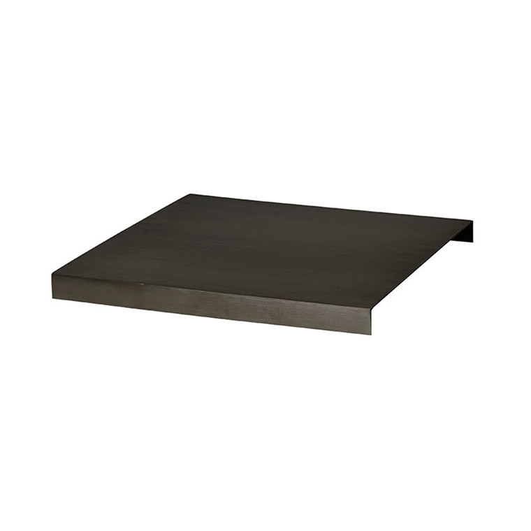 Ferm Living Tray Black Brass
