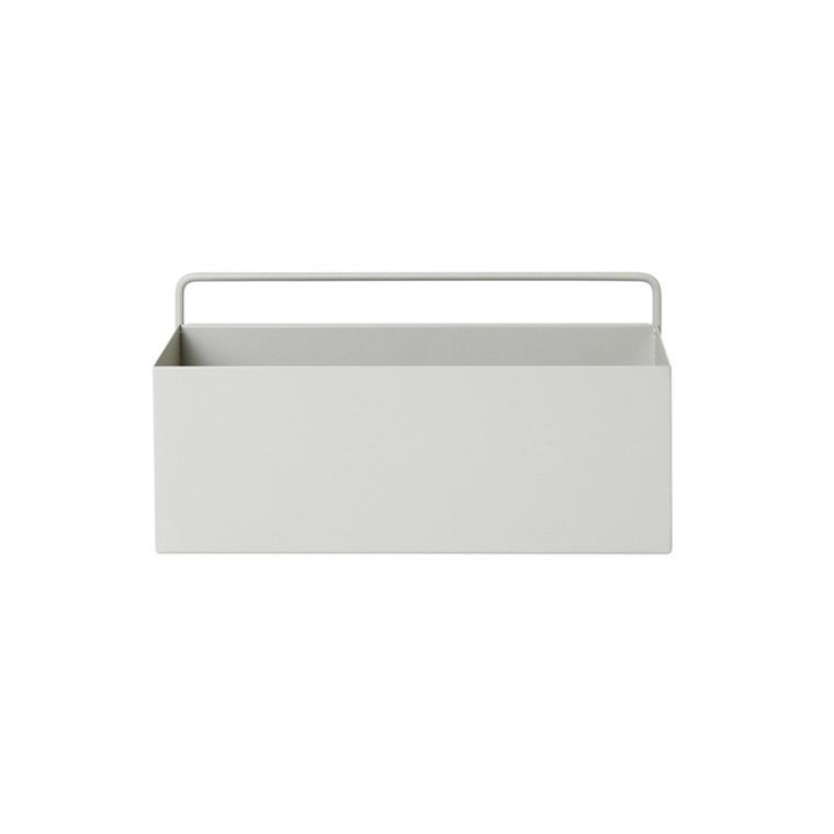 Ferm Living Wall Box Rectangle Light Grey