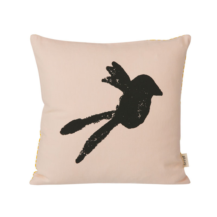 Ferm Living Bird Cushion