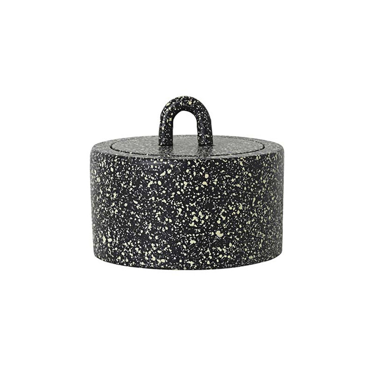 Ferm Living Buckle Jar Spotted