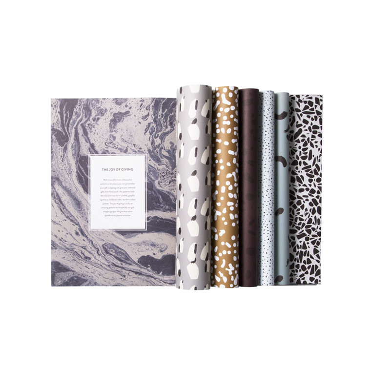 Ferm Living Gift Wrapping Book