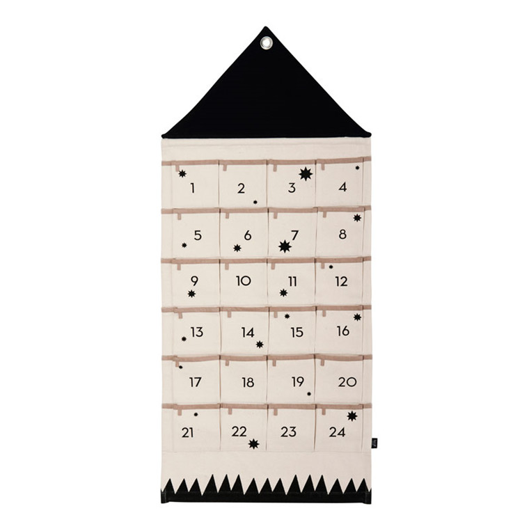 Ferm Living House Christmas Calendar