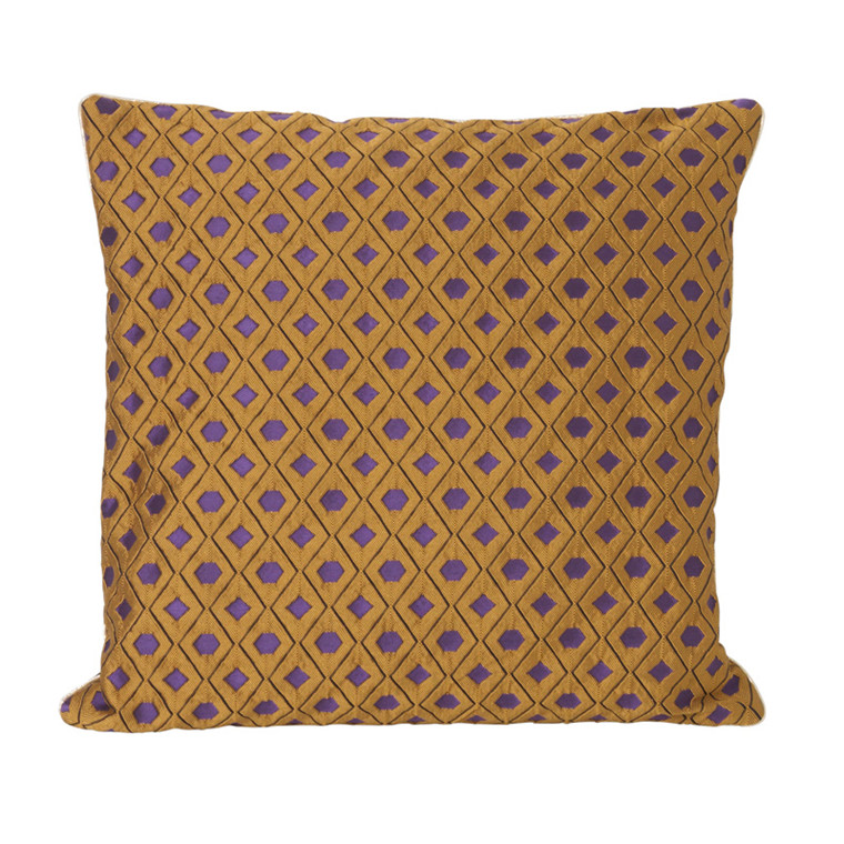Ferm Living Salon Cushion Mosaic Curry