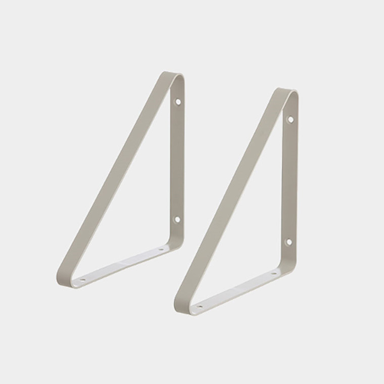 Ferm Living Shelf Hangers Light Grey