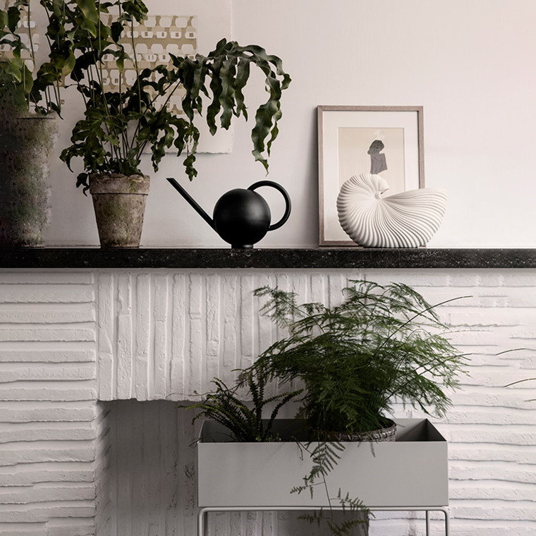 Ferm Living Shell Pot Off-White