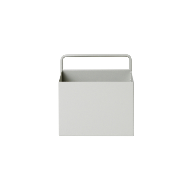 Ferm Living Wall Box Square Light Grey