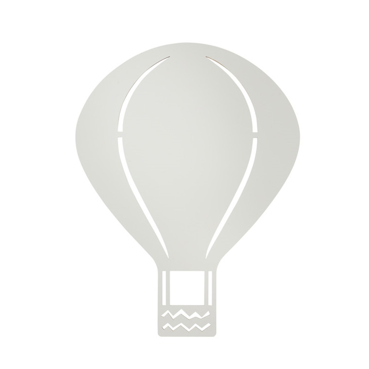 Ferm Living Air Balloon Lamp Grå