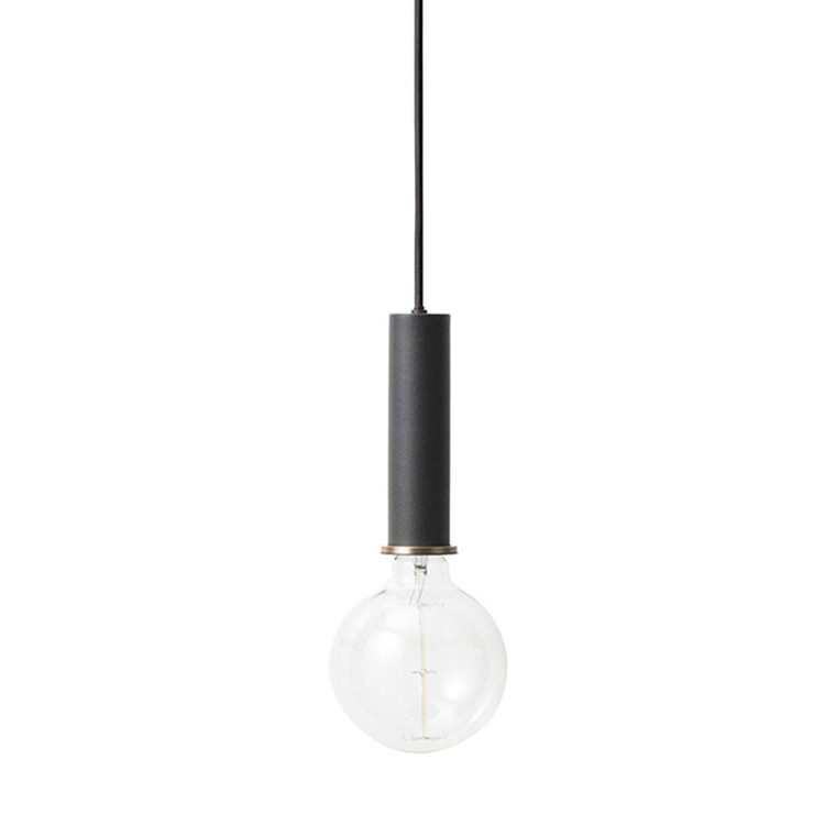 Ferm Living Socket Pendant High Sort