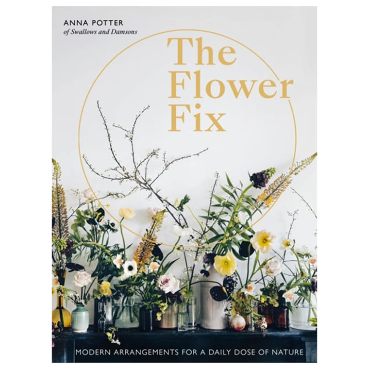 New Mags The Flower Fix Book