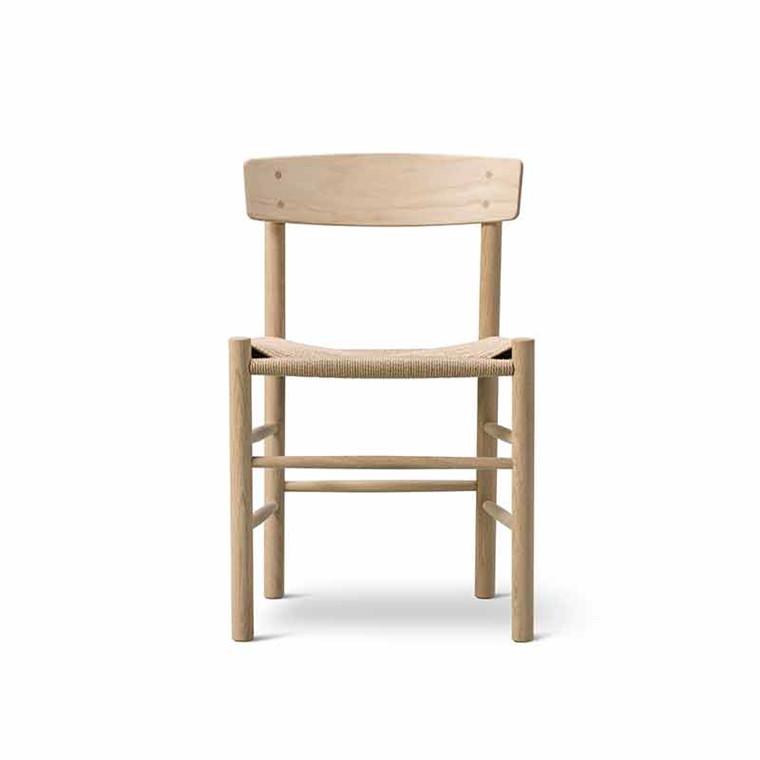 Fredericia Furniture 3239 J39 Folkestolen Kampagne