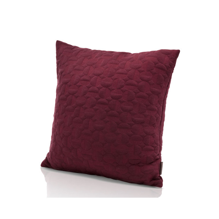 Fritz Hansen Objects Vertigo Pillow Burgundy 50 x 50