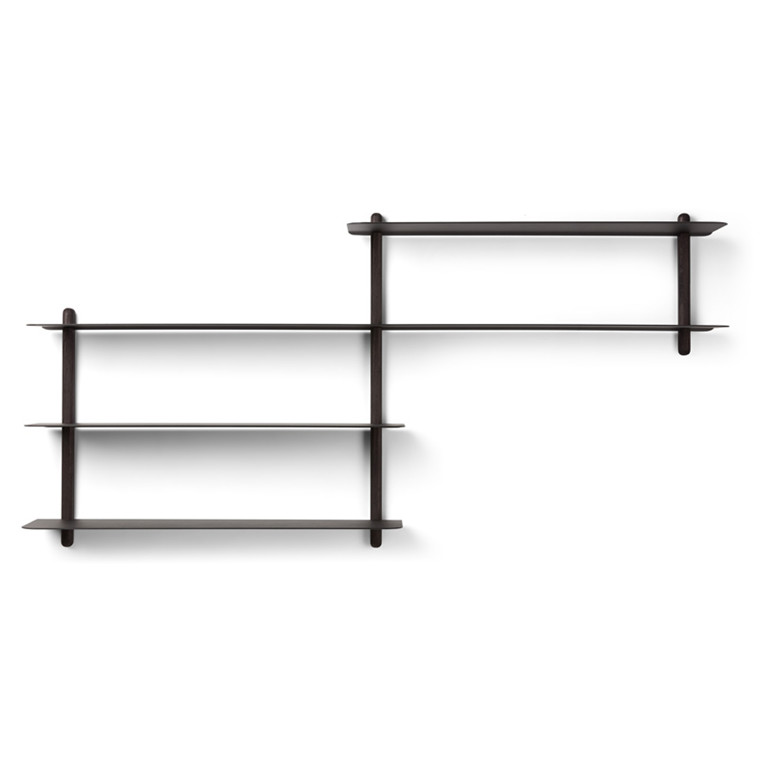 Gejst NIVO Shelf B Black Ash Black