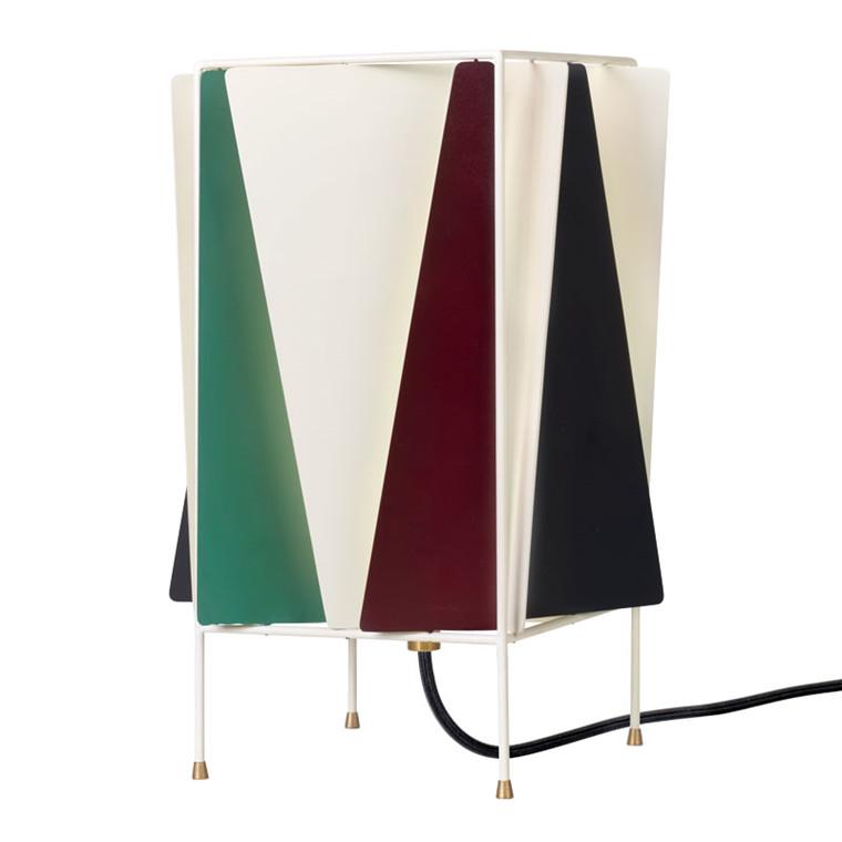 Gubi B-4 Table Lamp Salvie Green