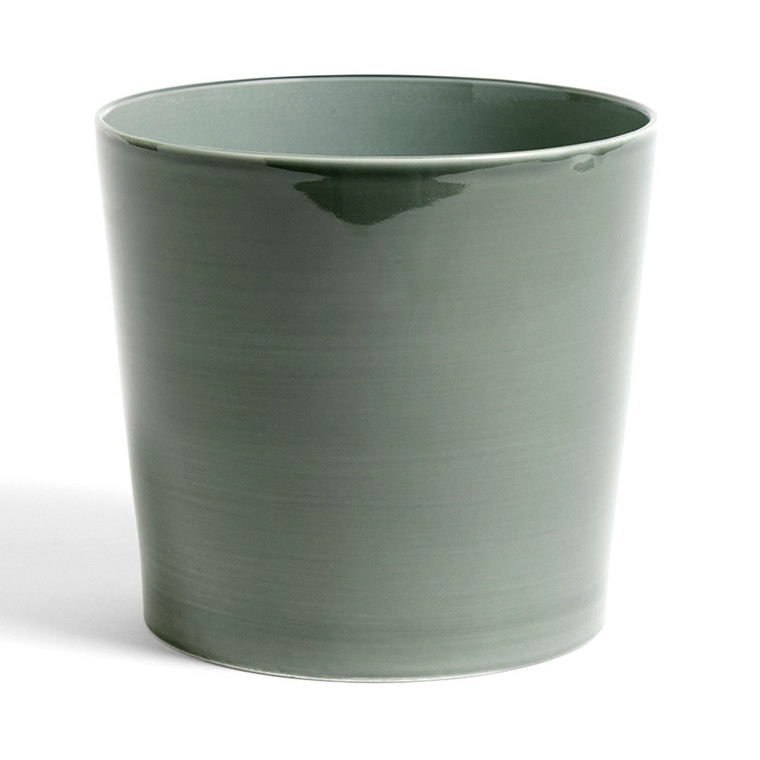 HAY Botanical Family Pot XL Dusty Green