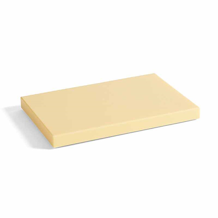 HAY Chopping Board M Light yellow