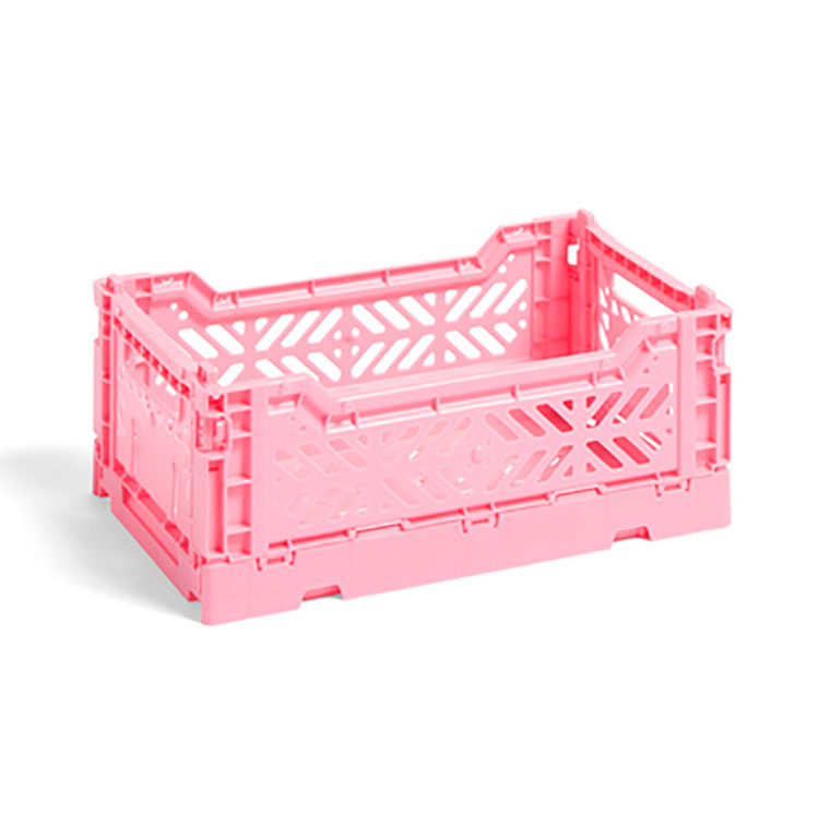 HAY Colour Crate S Light Pink