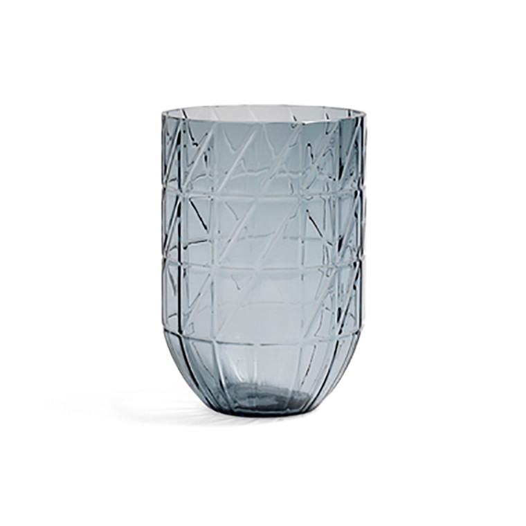 HAY Colour Vase Blue L