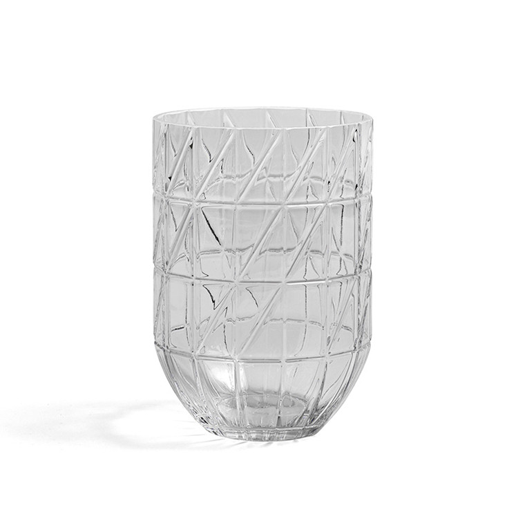 HAY Colour Vase Transparent L