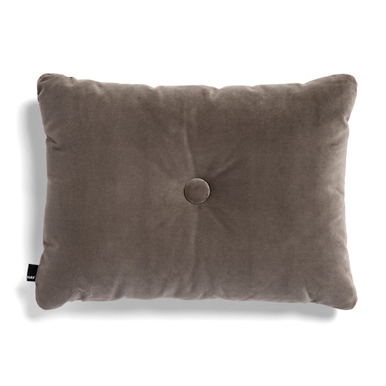 HAY Dot Cushion 1 Dot Soft Warm Grey