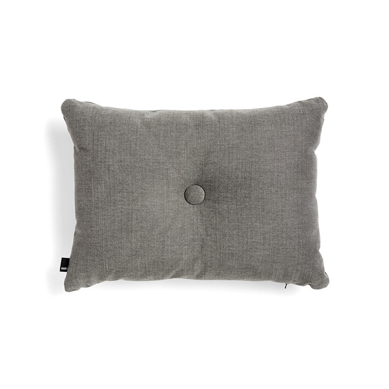 HAY Dot Cushion Tint 1 Dot Dark Grey