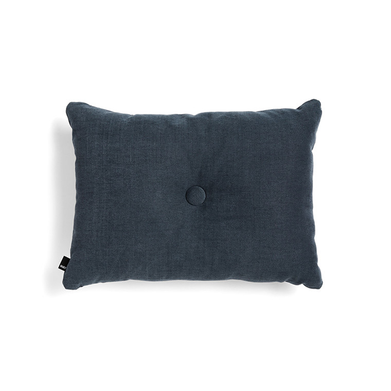 HAY Dot Cushion Tint 1 Dot Midnight Blue