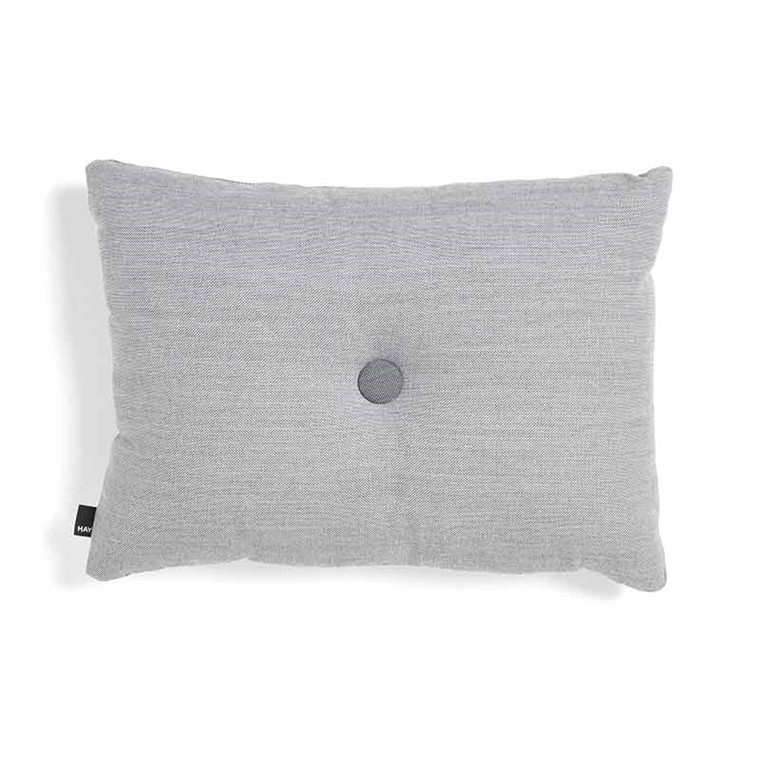 HAY Dot Cushion Surface 1 Dot Light Grey