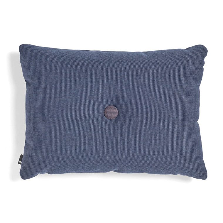 HAY Dot Cushion ST 1 Dot Dark Blue