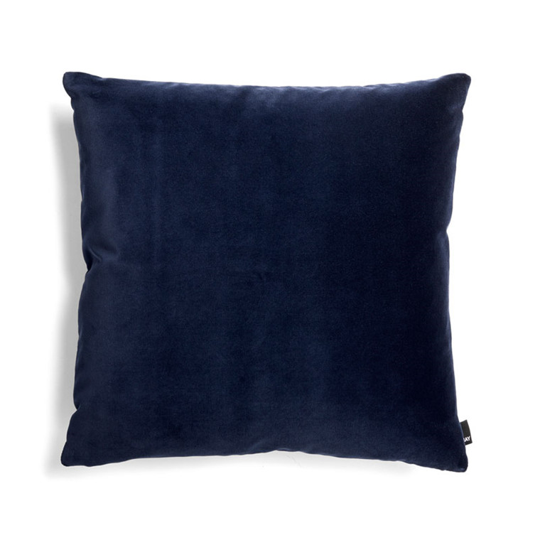 HAY Eclectic Col. Pude Soft Navy 50 x 50 cm