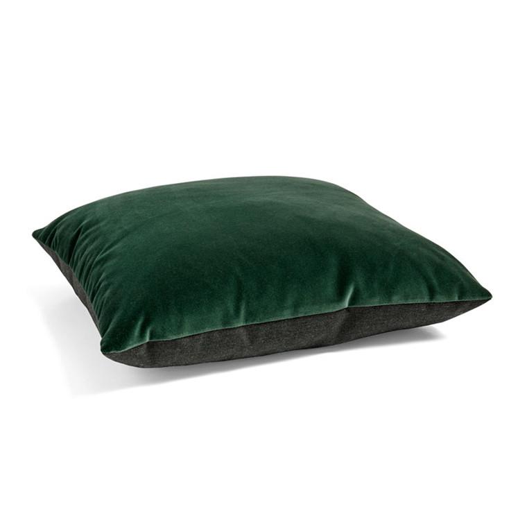 HAY Eclectic Col. Pude Dark Green 50 x 50 cm