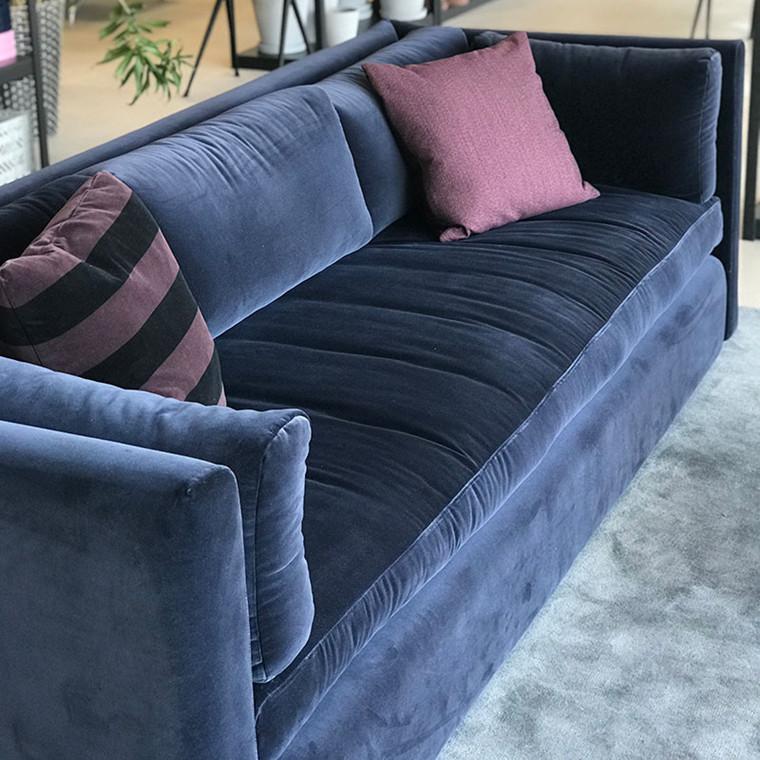 HAY Hackney Sofa 3 Pers. Udstillingsmodel