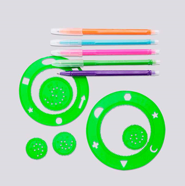 HAY Spirograph Drawing Set