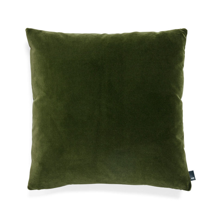 HAY Eclectic Col. Pude Moss 50 x 50 cm