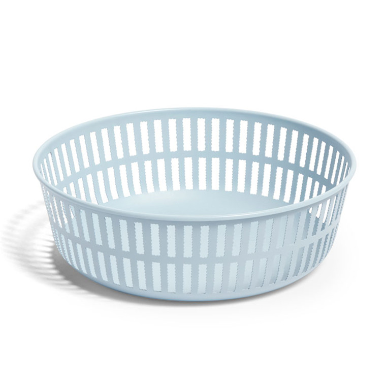 HAY Panier Round Light Blue