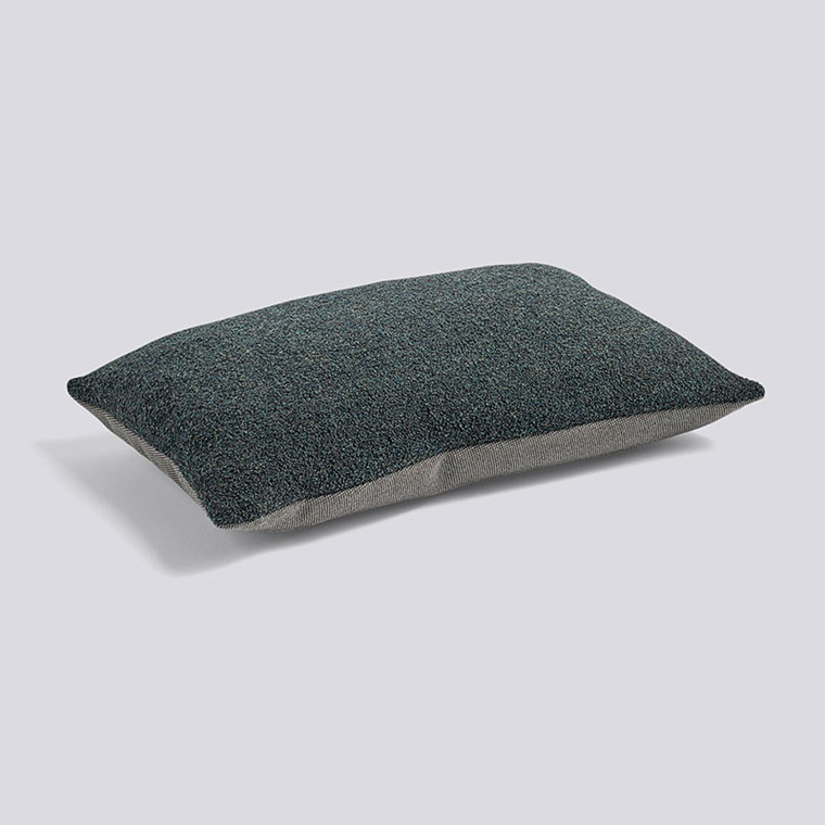 HAY Eclectic Cushion Green Boucle