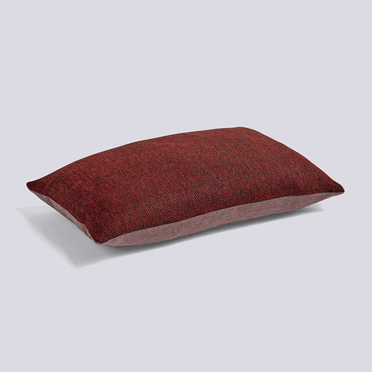 HAY Eclectic Cushion Red