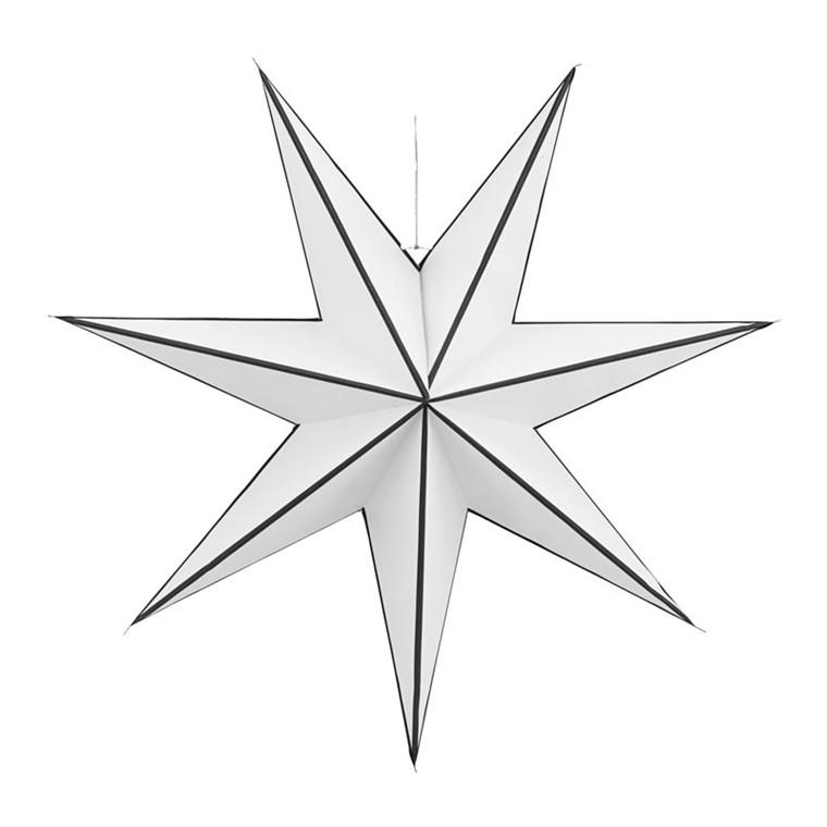House Doctor 7 Point Stroke Stjerne