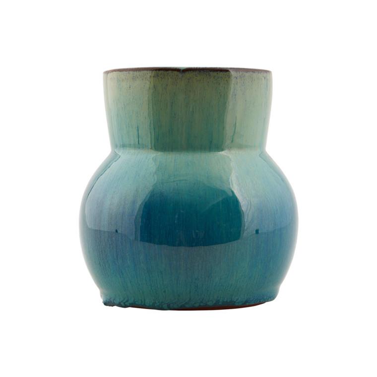 House Doctor Flower Vase Aqua