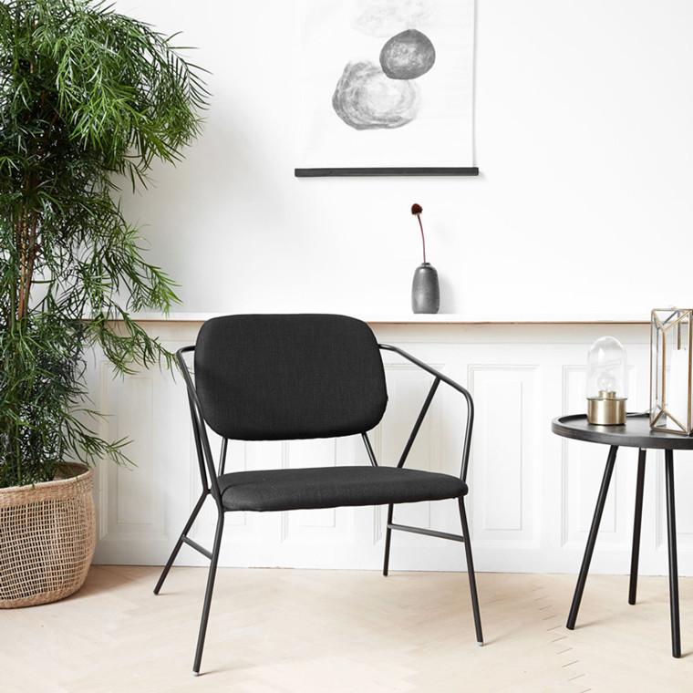 House Doctor Klever Lounge Stol