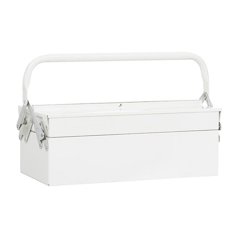House Doctor Tool Værktøjskasse Hvid